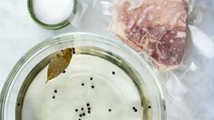 Save Some Food Prep Time by Brining and Thawing Meat Simultaneously