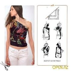 forma de crear camisa con pañuelo 5