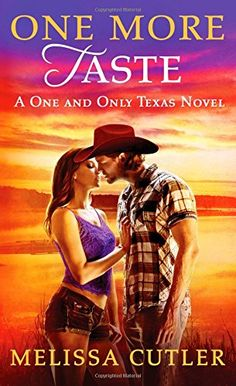 One More Taste: A One and Only Texas Novel by Melissa Cutler https://www.amazon.com/dp/1250071879/ref=cm_sw_r_pi_dp_x_.5nayb8W5GWAT
