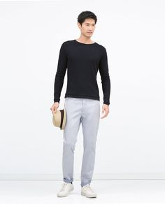 Image 1 of STRUCTURED TOP from Zara