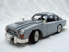 Lego - James Bond's Aston Martin DB5