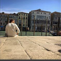 Dusan Susnjar - Venice, Italy Dusan Susnjar, Scott Eastwood, Serbian, Bellisima, Blue Eyes, Louvre, Street View, Building, Instagram Posts