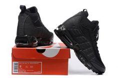 b0d244508e Nike Air Max 95 Winter Sneakerboot Triple Black 806809 002 Men's Snow Boots  Sneakers Nike Air