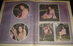 Veronica Castro, El Rostro del '70