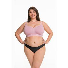 b024e998687 Sugar Candy Pink Full Bust Seamless Nursing Bra - Cake Cake Lingerie 27-8005 -