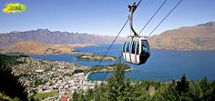 Board one of the Skyline Gondolas in #NewZealand and experience the beauty of the region's magnificent landscapes like never before! #Auzica