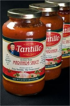 Sometimes there just isn't time to make sauce from scratch. We've got you covered – Tantillo Sauces. The Tantillo sauces are great by themselves or add your ingredients to make it your own. It's a win win! Stock up your pantry and you'll have sauce anytime you need it.