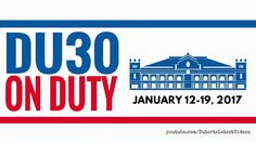 DU30 on DUTY: President Duterte Weekly Report Jan 12-19 including Dec 25-30, 2016 #PartnerForChange - WATCH VIDEO HERE -> http://dutertenewstoday.com/du30-on-duty-president-duterte-weekly-report-jan-12-19-including-dec-25-30-2016-partnerforchange/   PANOORIN: DU30 on Duty, para sa buong linggo ng Enero 12-19, 2017. December 25-30, 2016 included. #PilipinasTayo Please Subscribe Now: See all President Duterte videos:  DISCLAIMER: I do not own ANY of the soundtrack, property an