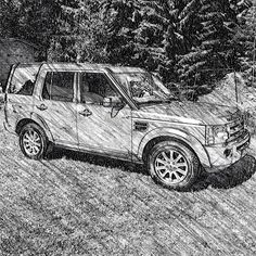 My Land Rover Discovery 3 TDV6 HSE