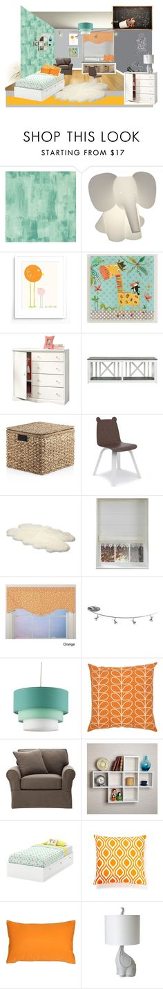 """""""Children room"""" by vydrik on Polyvore featuring interior, interiors, interior design, home, home decor, interior decorating, Designers Guild, Finny & Zook, Cost Plus World Market and Child Craft"""
