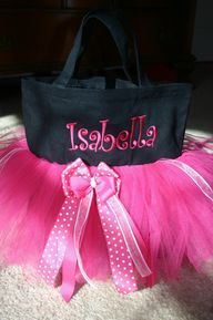Tutu Ballerina Bag
