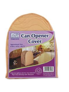 Can opener cover (Available in a pack of 24)