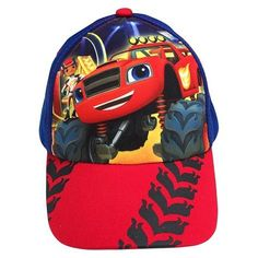 Toddler Boys' Blaze and the Monster Machines Baseball Hat Navy