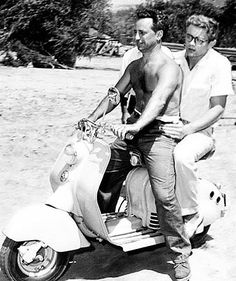 James Dean the Giant wearing eyeglasses and Elia Kazan from East of Eden 1955