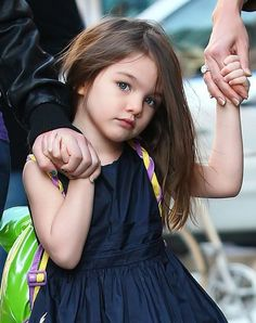 April 18 – b. Suri Cruise, daughter of Tom Cruise and Katie Holmes
