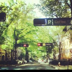 Downtown, Greenville, South Carolina. Just a beautiful southern town!
