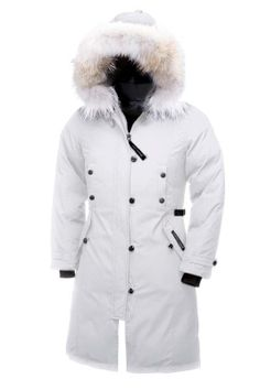 Canada Goose hats sale cheap - Women's Canada Goose 'Montebello' Slim Fit Down Parka with Genuine ...