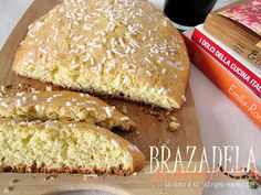 La brazadela romagnola o ciambella è un dolce rustico tradizionale emiliano-romagnolo di cui abbiamo tante versione visto che era preparato in ogni famiglia