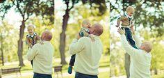 Stobie Family Fall Shoot | London, Ontario | Victoria Park #fatherson