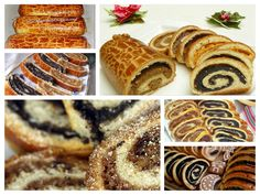 Hungarian Recipes, Sweet Bread, Cake Cookies, Holiday Recipes, Deserts, Muffin, Food And Drink, Cooking Recipes, Sweets