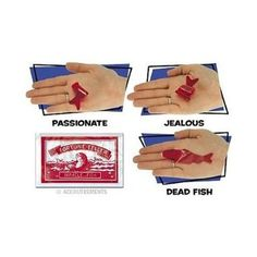 fortune teller fish - Party favors. I loved these when I was a kid. $8.00 for 144