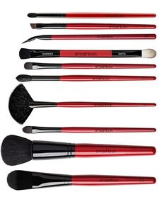 With ten handy makeup brushes, this Smashbox brush set is a foolproof gift for any beauty junkie.