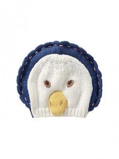 Embroidered Duck Hat @babycenter