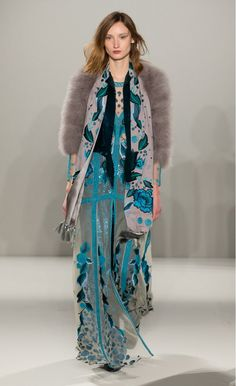Let Temperley F/W 15 Inspire Your Next Party Look via @WhoWhatWear