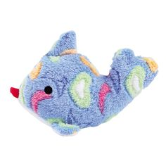 Zanies Sea Charmer Dog Toys, Blue Fish, 7' -- See this great image  : Dog Toys