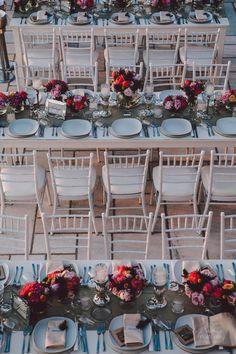 Tendência rústica chique para decor casamento