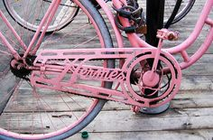 """Hermes....pink """"peddler"""""""