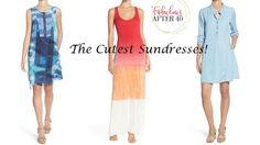 5d5f68da1ee7 9 Summer Dresses To Make You Look Modern Clothes For Women Over 40