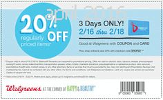 Walgreens coupons & Walgreens promo code inside The Coupons App. off at Walgreens, or online via promo code May Walgreens Photo Coupon, Walgreens Coupons, Online Coupons, Dollar General Couponing, Coupons For Boyfriend, Free Printable Coupons, Love Coupons, Grocery Coupons, Extreme Couponing