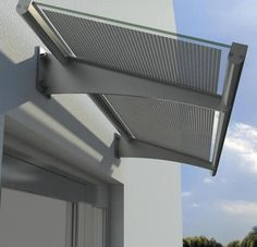 Solar Shade and Solar Generator | Cool Solar Powered Inventions