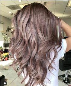 Brown Hair Shades, Brown Hair Balayage, Brown Blonde Hair, Light Brown Hair, Hair Color Balayage, Hair Highlights, Types Of Brown Hair, Brown Hair With Silver Highlights, Honey Balayage