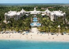 Hard Rock Hotel and Casino in Punta Cana.  Totally Rocked!