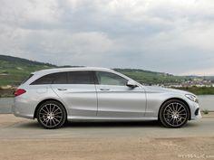 Mercedes benz c klasse t modell kombi 2014 diamantsilber for Mercedes benz of denver glendale co