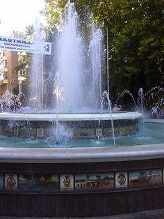 Fountain in Marbella, Spain. http://www.europealacarte.co.uk/blog/2010/12/17/things-to-do-in-marbella/
