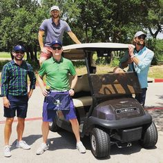 Another New Picture of Jensen and Jared with their friends golfing at Barton Creek Golf Course in TX today. . . . . .#JensenAckles #supernatural #deanwinchester #jaredpadalecki #golf #golfing #golftournament #golftime #golfman #golfmanstyle #golfdreams #golfdress #photography #golfteam #golfultralounge #golfus #usagolfteam #celebrity #celebritystyle #fashion #fashiondiaries #manfashion #manstyle #instyle #celebritygolfing #texas #tx #atx