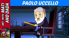 Art with Mati and Dada – Paolo Uccello | Kids Animated Short Stories in ...