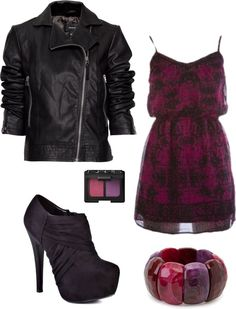 And what girl doesn t like leather  5472cc0b9