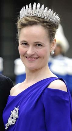 Sophie, Hereditary Princess of Liechtenstein (born 28 October 1967 HRH Princess Sophie of Bavaria). Also Countess of Rietberg