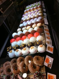 Doughnuts shop