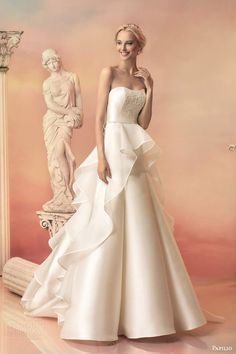 Papilio 2015 Wedding Dresses — Hellas Bridal Collection Part 1 | Wedding Inspirasi | Page 2