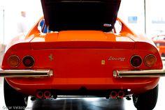 Ferrari 246GT Dino Rosso by @Oscarcillo Velázquez