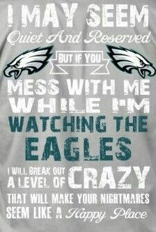 Sounds like me on game day! Philadelphia Eagles Wallpaper, Philadelphia Eagles Football, Philadelphia Sports, Pittsburgh Steelers, Dallas Cowboys, Eagles Win, Eagles Game, Fly Eagles Fly, Football Memes