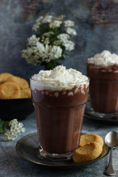 3d Cakes, Coffee Break, Cake Cookies, Chocolate Fondue, Macarons, Cookie Recipes, Cocoa, Latte, Recipies
