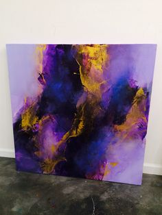 Brittanyleeart.com #abstract #painting