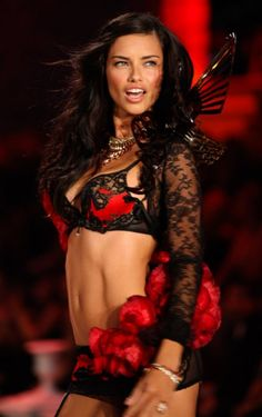In honor of the 2013 Victoria's Secret Show, here's a look at the hottest photos of Adriana Lima from Instagram. Description from thefemalecelebrity.info. I searched for this on bing.com/images