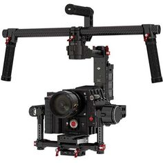 The DJI Ronin is a handheld camera gimbal developed for professional filmmakers. Ronin marks a generational leap in camera stabilization and is recommended for use with the RED EPIC, Sony Nikon and Canon Mark III. Dji Ronin 2, Ronin M, Accessoires Photo, Dji Phantom 3, Computer, Videography, Stability, Fotografia, Photography Tips